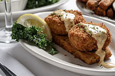 Blue Lake Crab Cakes